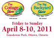 http://www.ottawakiosk.comThe Cottage Show & The Big Backyard Show - Ottawa