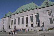 Supreme Court of Canada - Ottawa Attractions