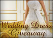 Wedding Dress Give-A-Way